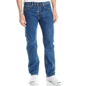 Levi's 550 Relaxed Fit Denim Jeans 38